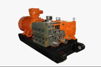 M型喷雾乳化液泵站