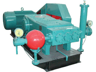 3ZB -- 12/36型高压注水泵